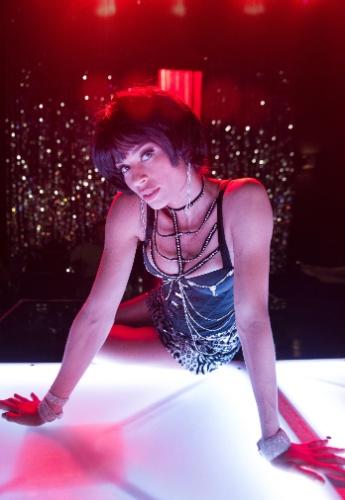 Grazi Massafera será Rose Happy Hour, uma dançarina de pole dance