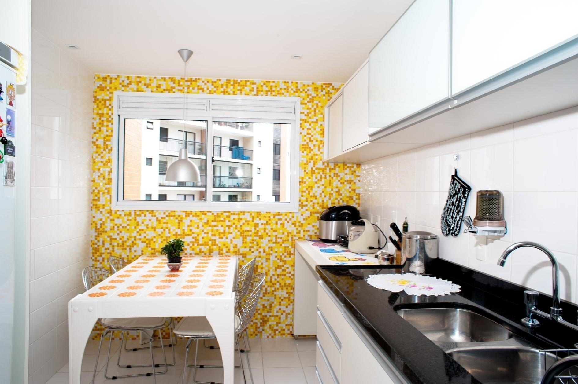 #B29319  cozinha projetada pelo escritório Oito Arquitetura Divulgação Mais 1890x1257 px Decoração Cozinha Idéias_938 Imagens