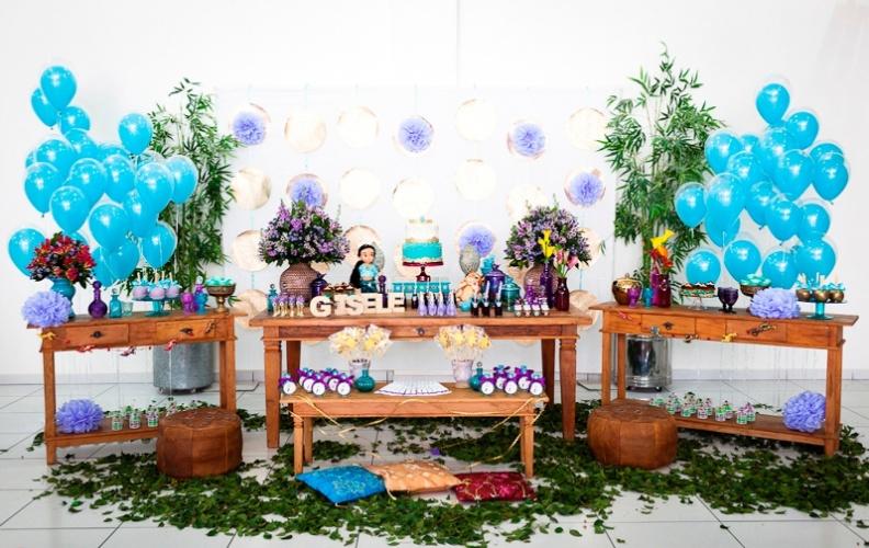 Mesa Festa Decoracao Aniversario Backyardigans Design Festeiro Bebe