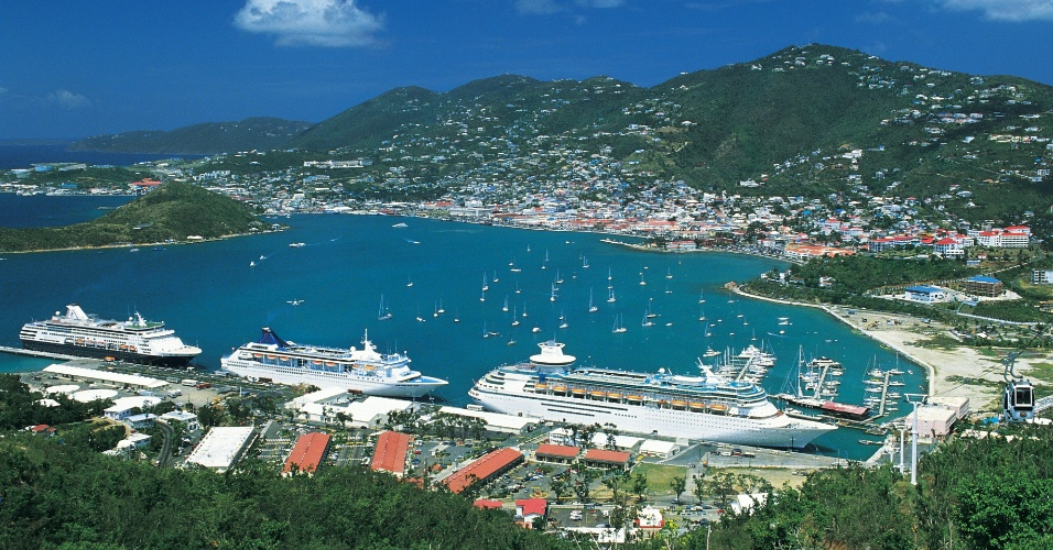 St Thomas Virgin Islands Port Hot Girls Wallpaper