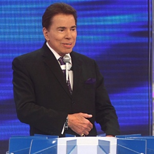 Dono e maior estrela do SBT, Silvio Santos torce para o Corinthians