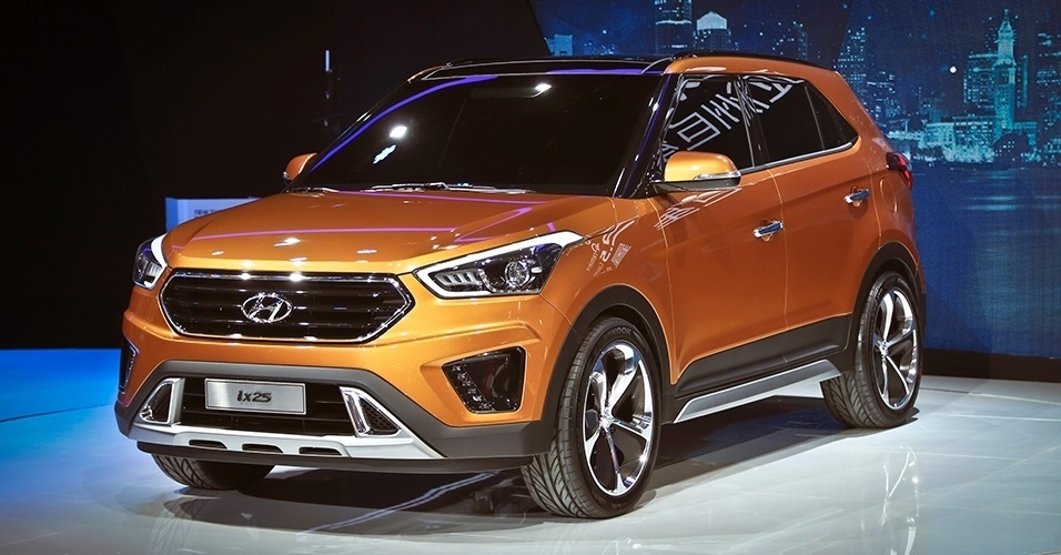 Hyundai ix25 continua sendo muito barulho por quase nada - 21/04/2014 - UOL Carros