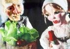 Hist�ria do escritor Gil Vicente � contada para crian�as com bonecos