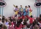 Ator argentino f� de Xuxa estreia s�rie musical com aventuras sobre trilhos