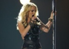 Britney Spears torce o tornozelo em show durante turnê em Las Vegas - Divulgação