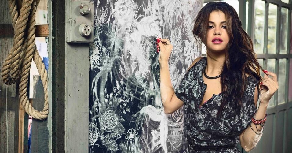 Selena Gomez é a garota propaganda da Adidas NEO