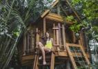 Confira tr�s casas na �rvore de pequenos Tarzans paulistanos