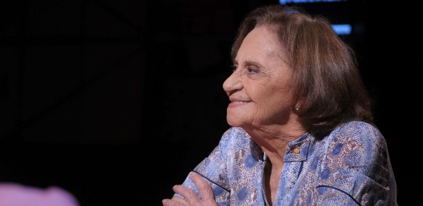 """Laura Cardoso no """"Provocações"""""""