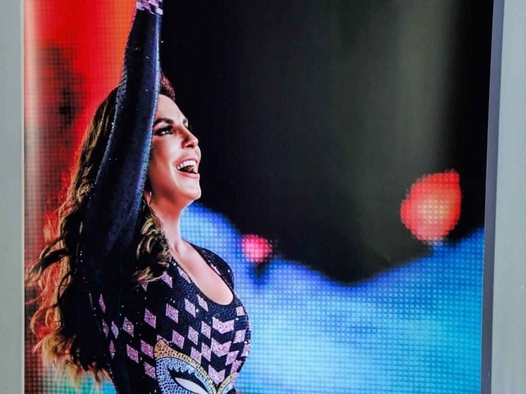 29.abr.2014 - Ivete Sangalo na coletiva de imprensa do lançamento do CD e DVD