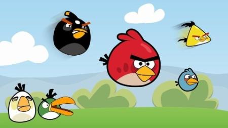 """Os pássaros de """"Angry Birds"""" tiveram motivos para se chatearem em 2013"""