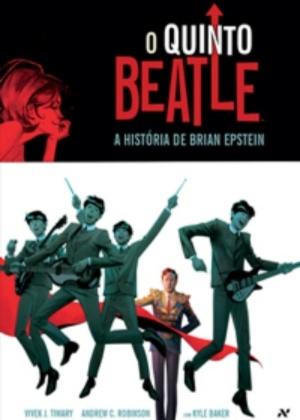 História de Brian Epstein é contada em quadrinhos