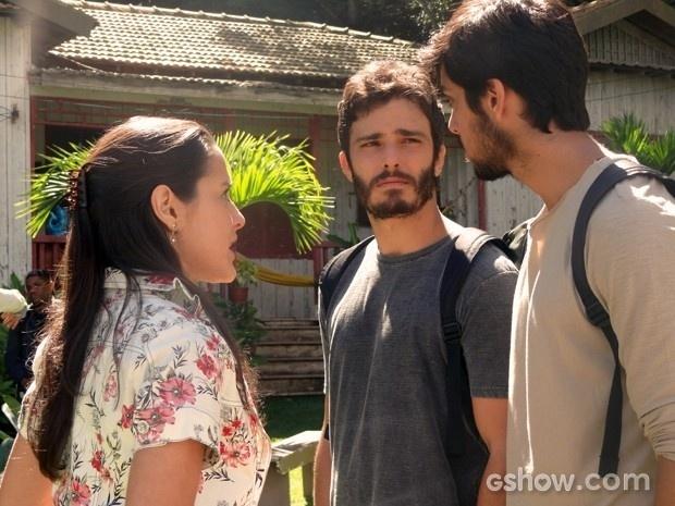 Sandra diz que se orgulha de ter criados os dois sobrinhos e perdoa Marlon