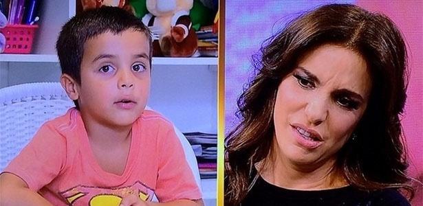Marcelo, filho de Ivete Sangalo fala da mãe no