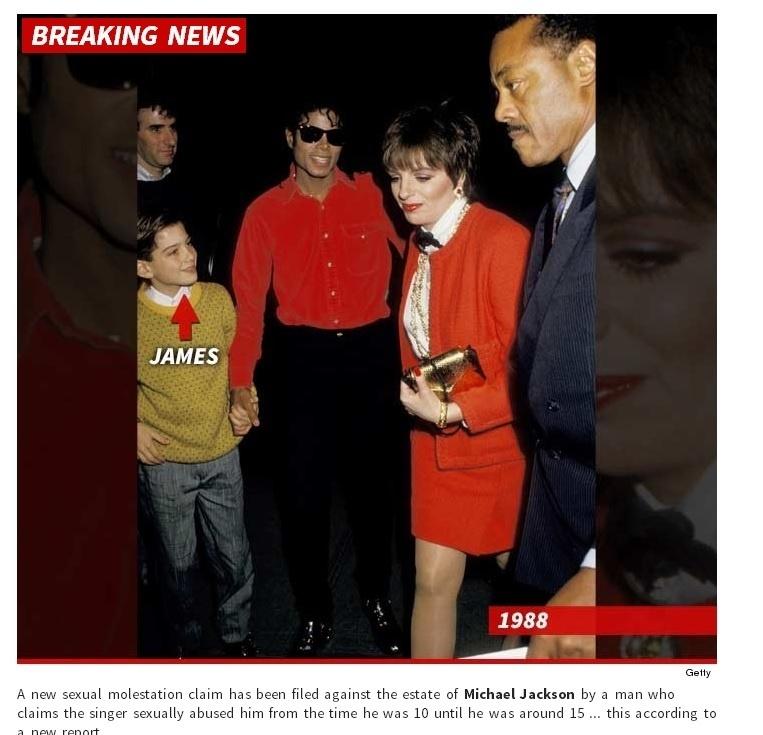 James Safechuck acusa Michael Jackson de tê-lo molestado por cinco anos