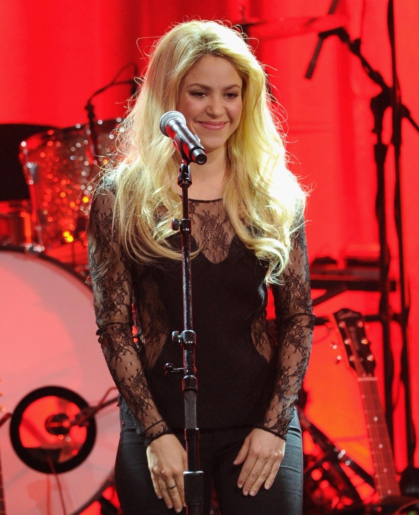 13.mai.2014 - A compositora Stevie Nicks é premiada no 62º BMI Pop Awards, em Beverlly Hills, na Califórnia, nesta terça-feira
