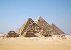 Eg�pcios usavam tren� para construir pir�mides; saiba mais