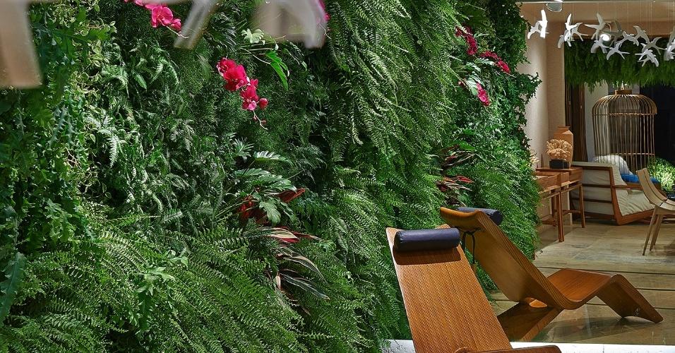 jardim vertical goiania:Casa Cor 2014 – Veja os ambientes das mostras pelo país – BOL Fotos