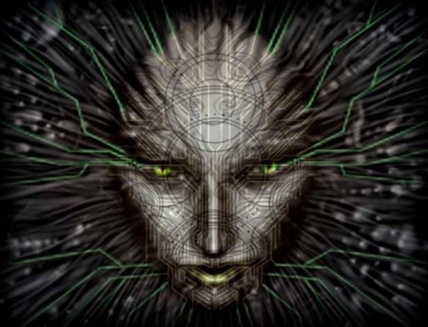 """A série """"System Shock"""" originou a icônica vilã SHODAN"""