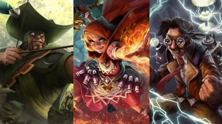 Chapeuzinho Vermelho, Robin Hood e outros personagens se enfrentam na arena