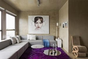 """Loft em SP tem """"escritório encaixotado"""" e decoração com elementos teatrais - Alain Brugier/ Divulgação"""