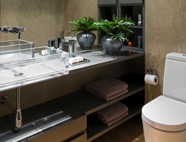 Conheça sugestões para aproveitar melhor o espaço em sua casa  BOL Fotos -> Armario De Banheiro Em Volta Redonda