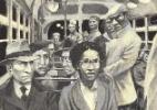 Livro traz hist�ria real de mulher negra que n�o cede lugar para branco
