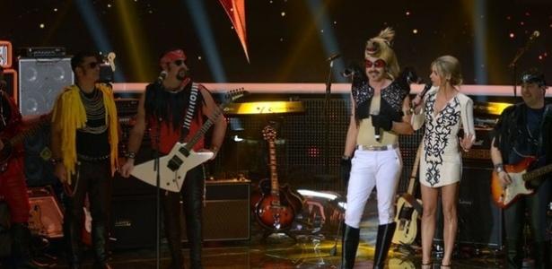 Tarcísio Meira's Band recebeu 28% dos votos durante o Top 12 do reality