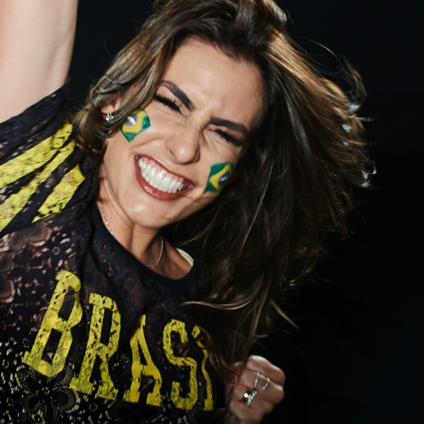 Ticiana Villas Boas acompanha a primeira semana de trabalhos da seleção brasileira na Granja Comary para a Band