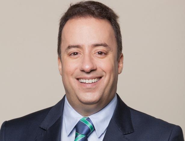 O jornalista Maurício Torres