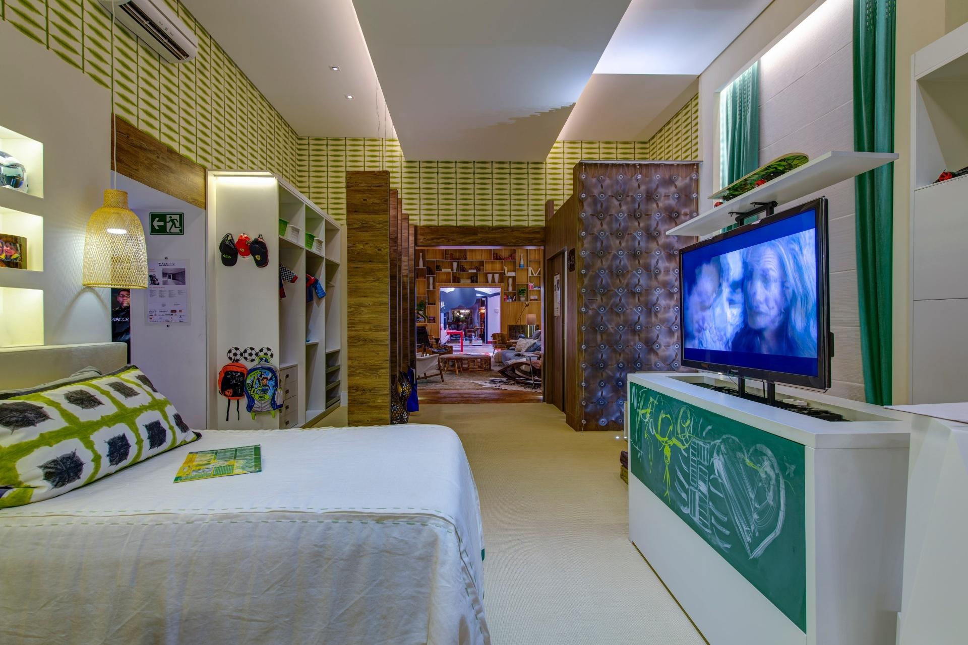 Confira sugestões para decorar o quarto de bebês e crianças BOL  #1D2D78 1920x1281