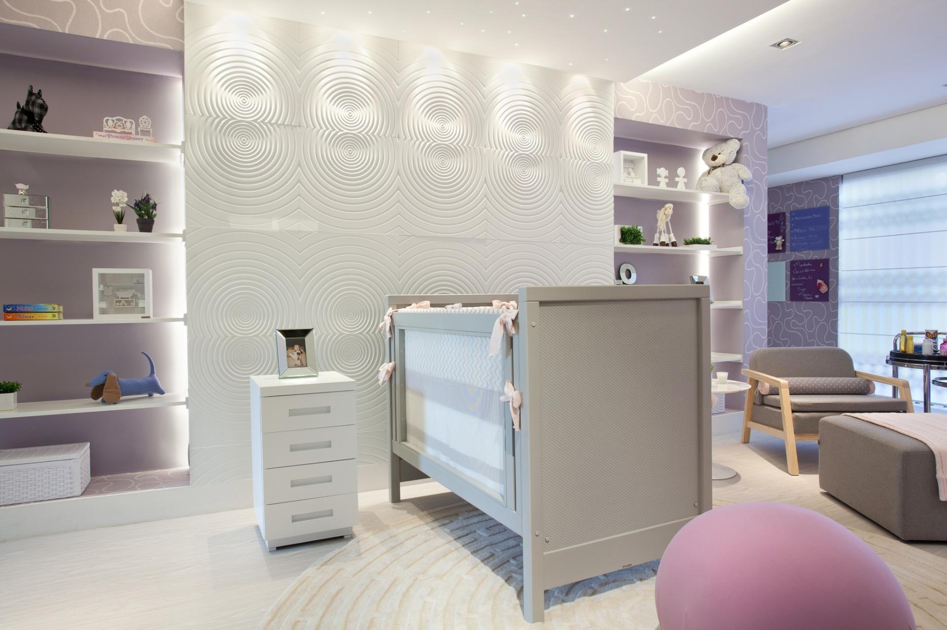 Confira sugestões para decorar o quarto de bebês e crianças  BOL Fotos  B