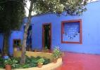 """A casa de Frida: museu mexicano preserva morada """"azul"""" da artista; conheça - Mari Campos/UOL"""