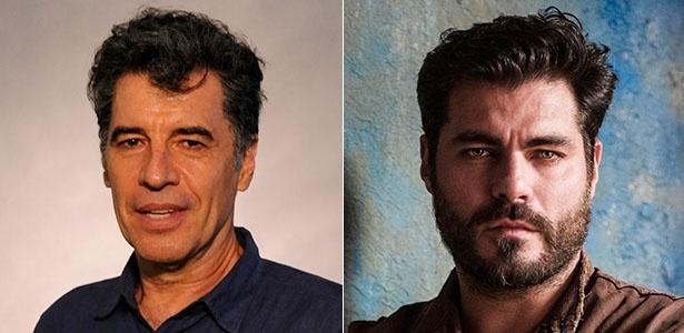 Paulo Betti e Thiago Lacerda se desentenderam na rede social