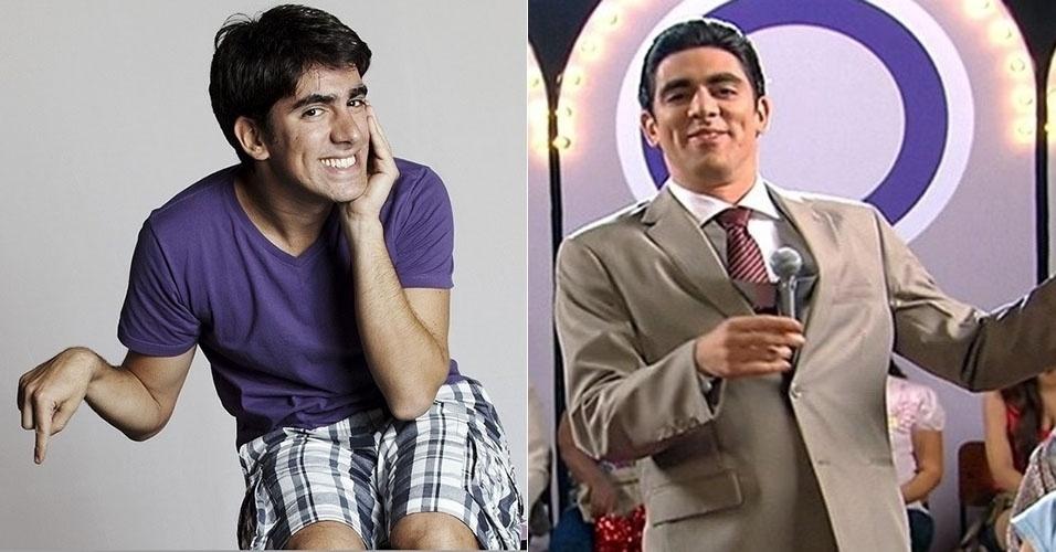 Marcelo Adnet na MTV e na Globo