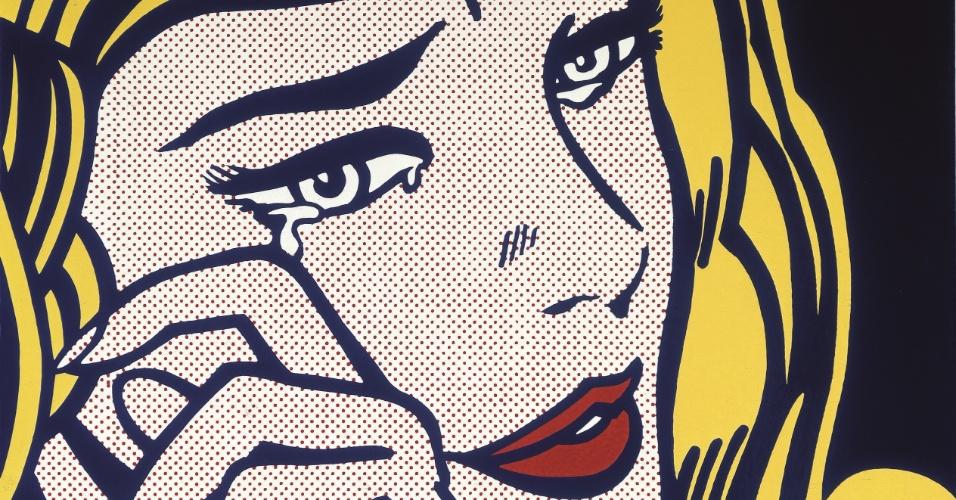 Exposi o no masp exibe obras de lichtenstein dal duchamp e warhol exposi es guia uol - Pop art roy lichtenstein obras ...