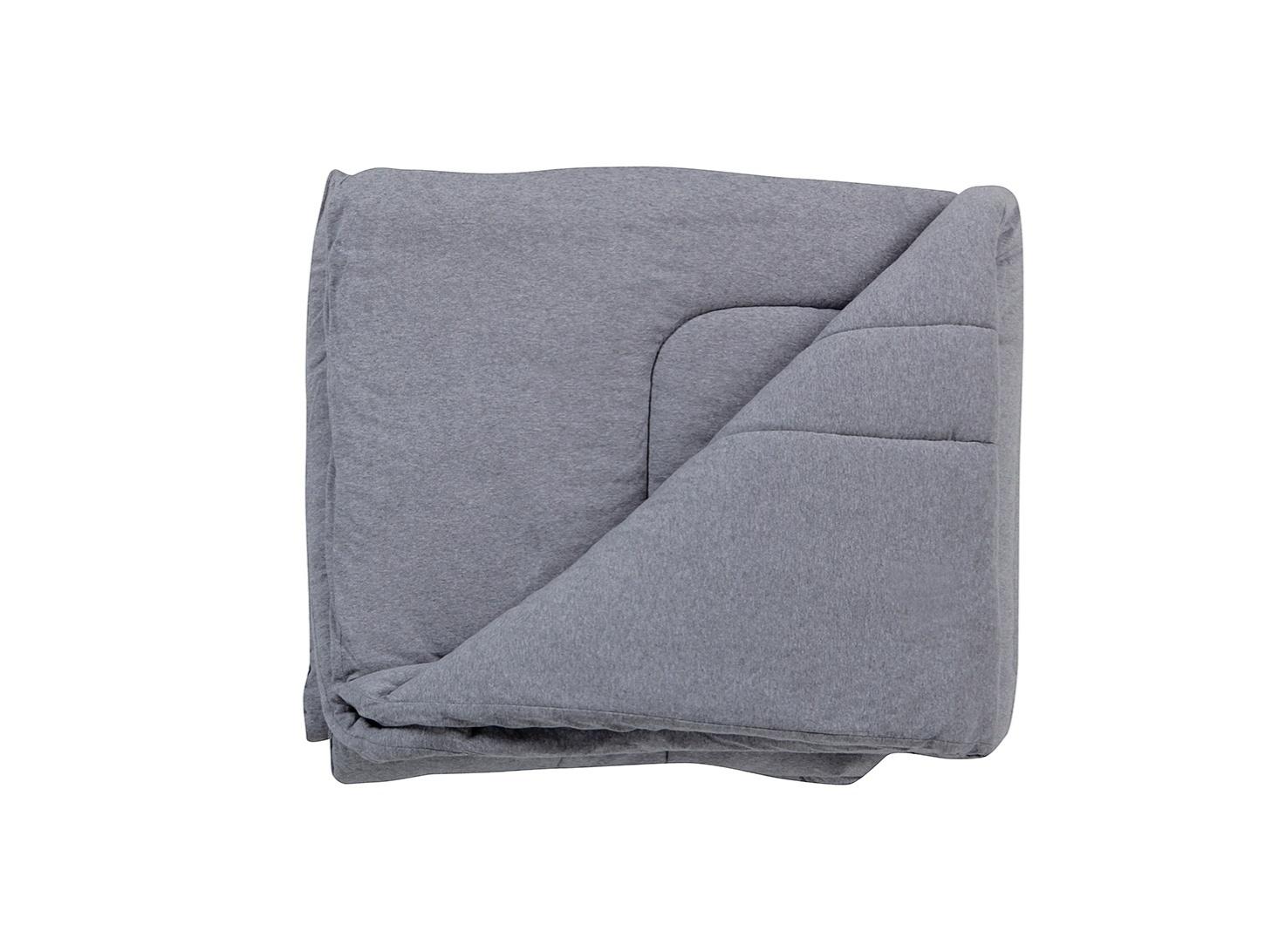 O edredom padrão casal é confeccionado em malha de algodão e possui enchimento de manta acrílica. O modelo está à venda na Tok & Stok (www.tokstok.com.br) | Consulte o fornecedor para outras informações