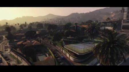 """Imagens de """"GTA V"""" no PlayStation 4, que chega no fim deste ano também para Xbox One e PC"""