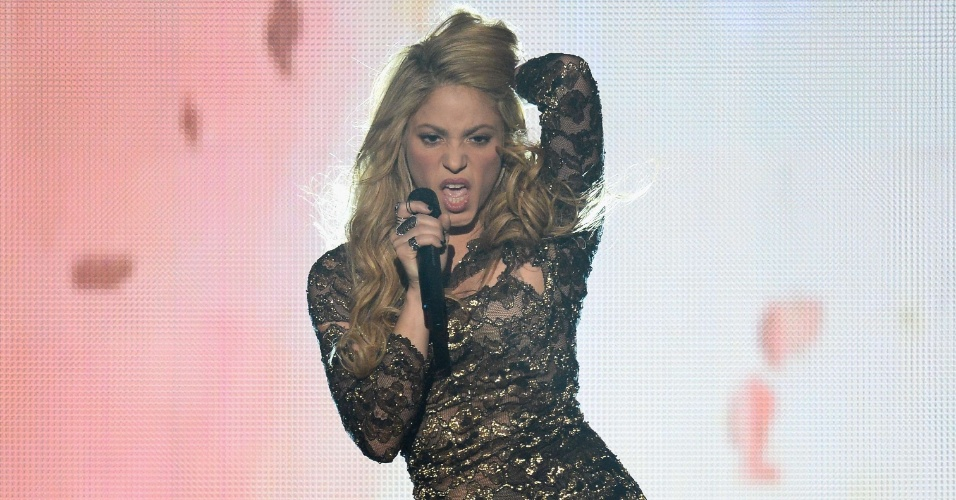 Shakira no Billboard Music Awards