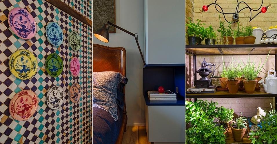 Quem visita uma mostra de decoração pode sair com a impressão de que as composições são muito sofisticadas e elaboradas, a ponto de considerar difícil adaptar as ambientações às casas comuns