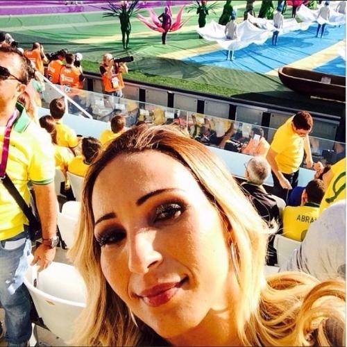 Fotos da Abertura da Copa 2014 Assiste a Abertura da Copa