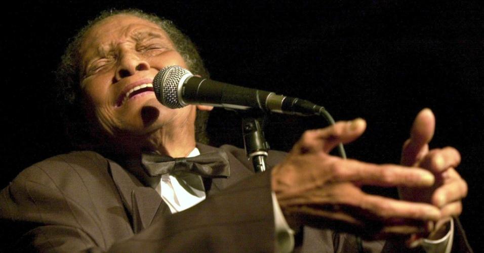 Morre o cantor de jazz Jimmy Scott aos 88 anos
