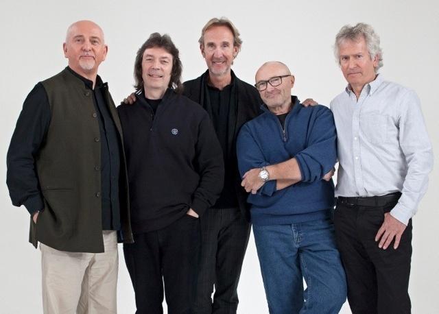Formação clássica da banda Genesis se reúne para documentário da BBC