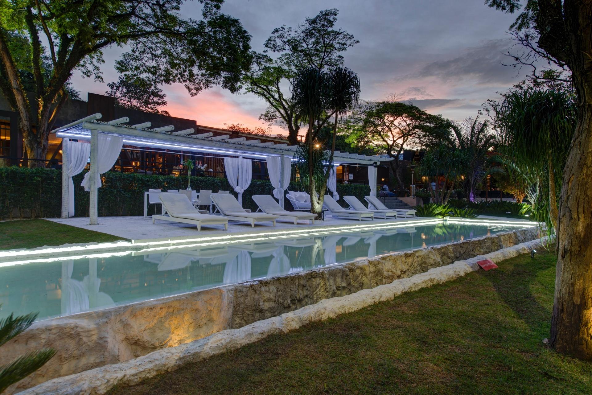 O arquiteto e paisagista Marcelo Faisal batizou a Praça Casa Cor como