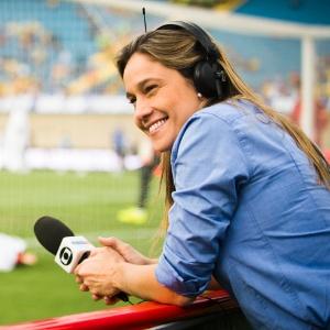 Esporte: Fernanda Gentil � criticada ap�s piada ruim na F-1