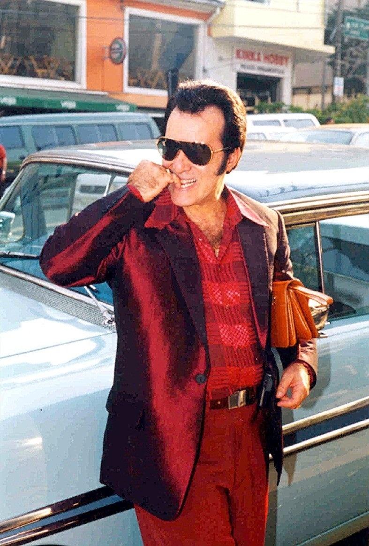 2001 - Tony Ramos na novela