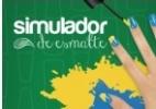 Copa do Mundo: escolha o estilo de unha e brinque com as cores da bandeira - Arte/UOL