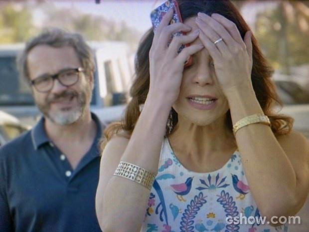 Juliana vai descobrir tudo sobre traição de Nando com Gorete