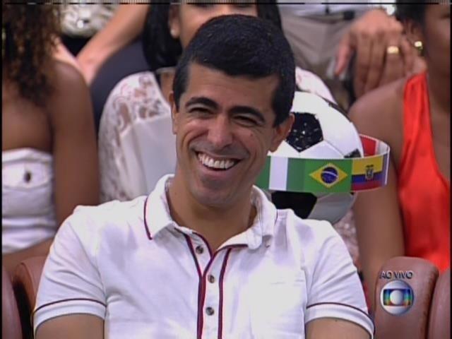 Marcius Melhem participa de três programa da Globo no fim de semana