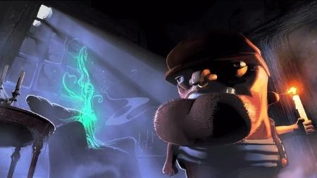 Game terá como protagonista fantasma que quer recuperar sua mansão