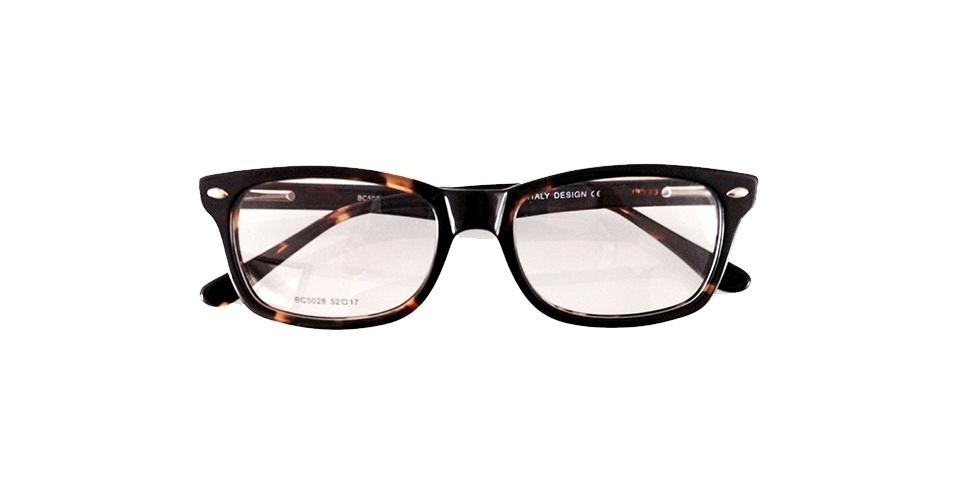 oculos Com Armacao Com Estampa De Tartaruga Da Ceciglasses ...